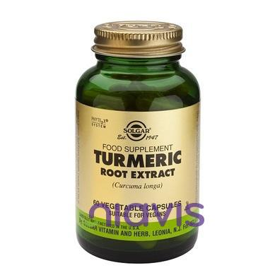 Solgar TURMERIC ROOT EXTRACT 60cps