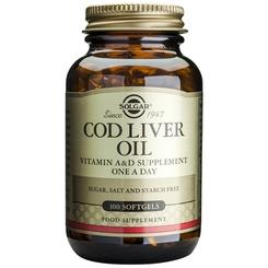 Cod Liver Oil 100cps moi