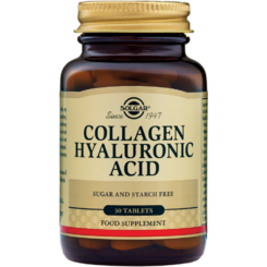 Collagen Hyaluronic Acid 120mg 30tablete
