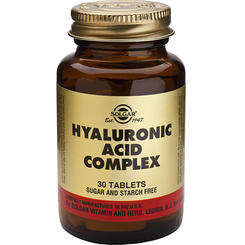 Hyaluronic Acid Complex 120mg 30tablete