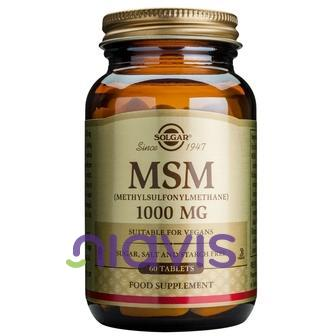 Solgar MSM 1000mg 60tablete
