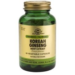 Solgar Korean Ginseng Root Extract 60cps