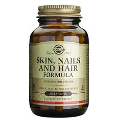 Solgar Skin Nails and Hair Formula 60tablete