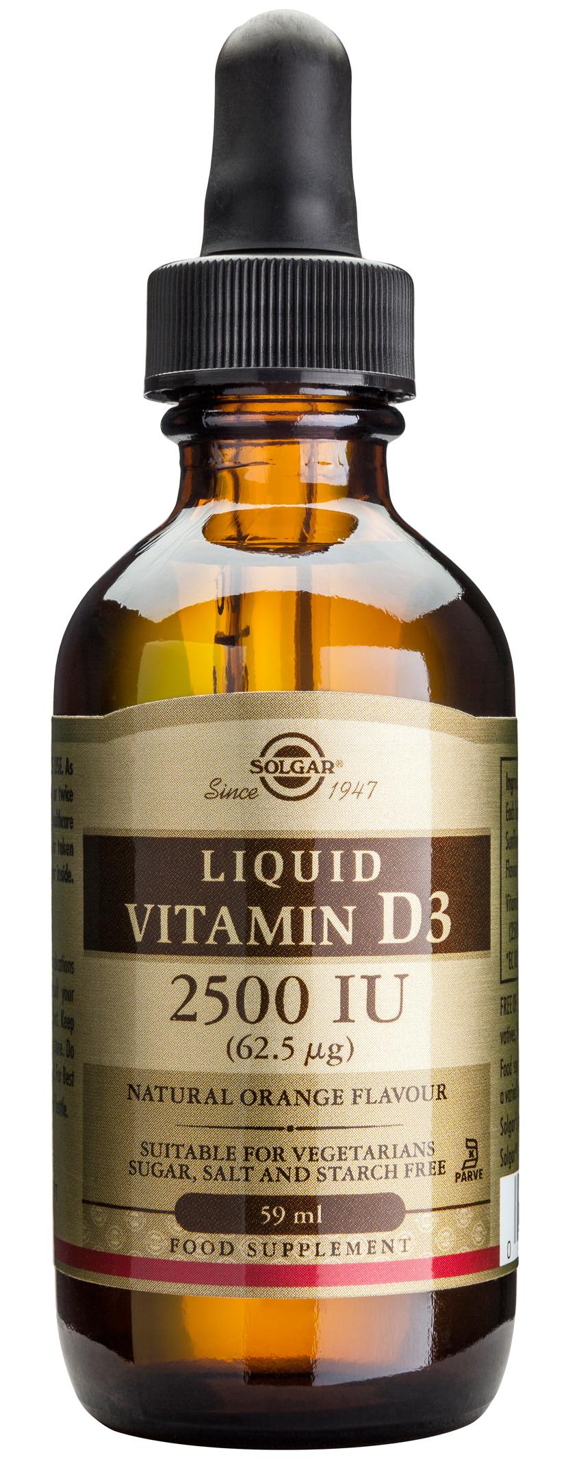 Vitamin D3 2500ui 59ml