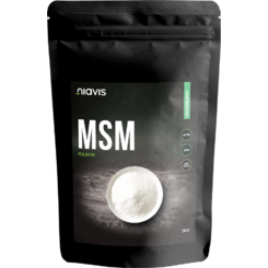 MSM Pulbere 100% Naturala 250g