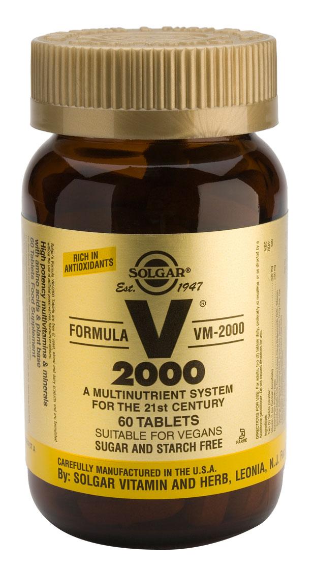 Formula VM 2000 60tab