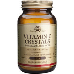 Vitamin C Crystals 125g