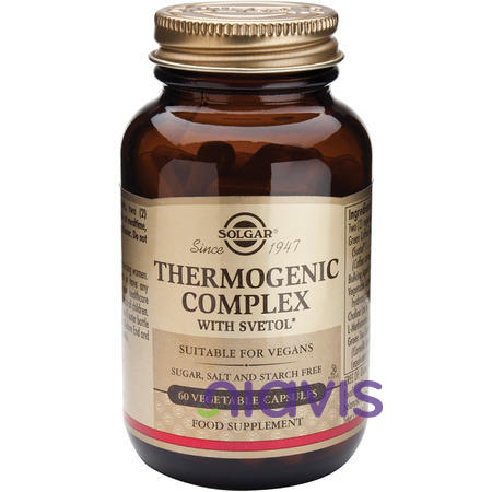 Solgar Thermogenic Complex 60 veg cps