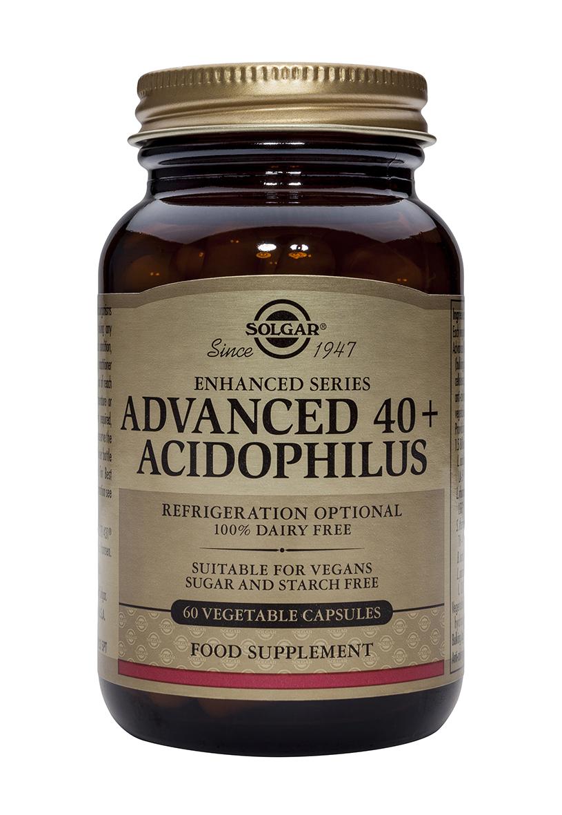 Advanced 40+ Acidophilus 60veg cps