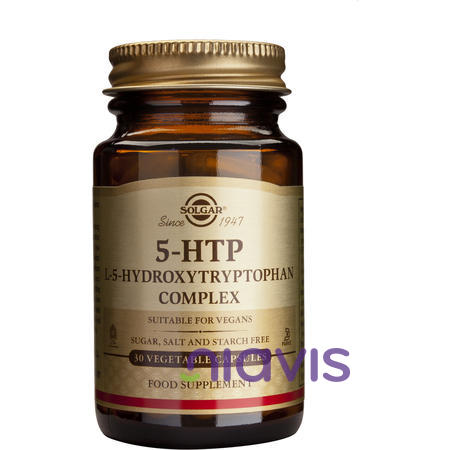 Solgar 5-HTP (Hydroxytryptophan) 100mg 30veg caps