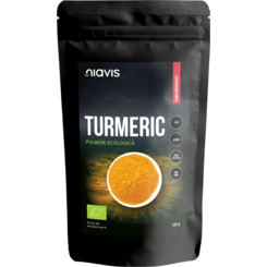 Turmeric Pulbere Ecologica/Bio 125g