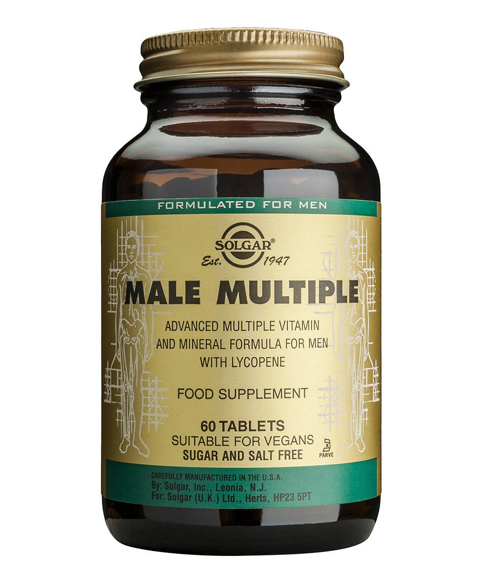 Male Multiple 60 tabs