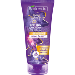 Bielenda BODY TREATMENT Tratament hidratant de corp cu actiune exfolianta, 200 ml