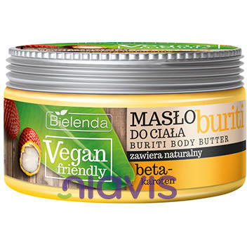 Bielenda VEGAN FRIENDLY Unt de corp cu  Buriti 250ml