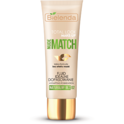"TOTAL LOOK MAKE-UP Fond de ten ""Ideal match"" , bej natural (natural beige) 02– 30g"