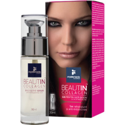 my elements Beautin Collagen Ser pentru Ten si Ochi 30ml