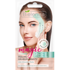 Bielenda MAGIC PEEL Scrub Grosier Cremos pentru Ten Mixt si Gras 8g
