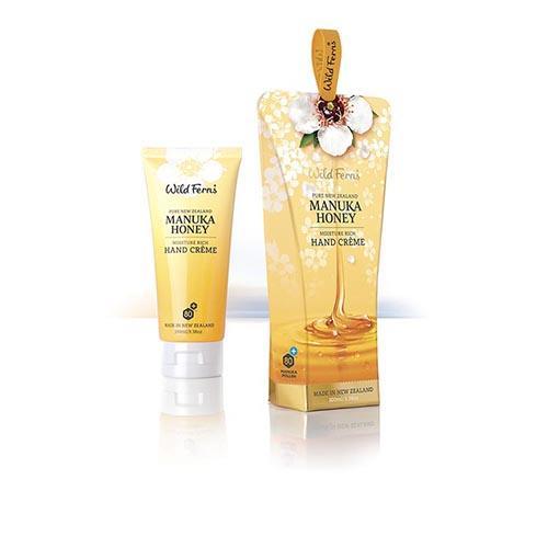 Manuka Honey - Crema de Maini Intensiv Hidratanta cu Miere de Manuka 100ml