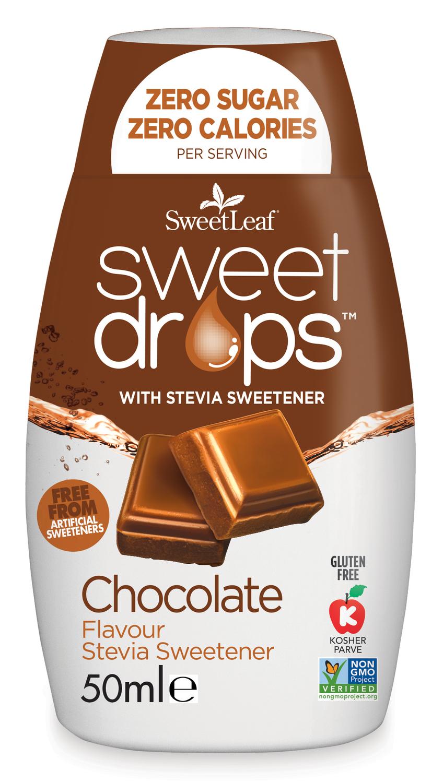 Sweet Drops - Indulcitor Stevie cu Ciocolata 50ml