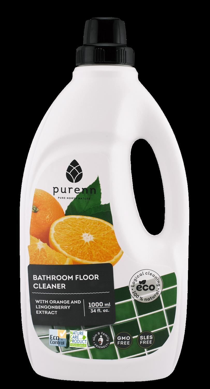 Detergent pentru Pardoseli (Baie) cu Portocale si Merisoare ECO/BIO 1L