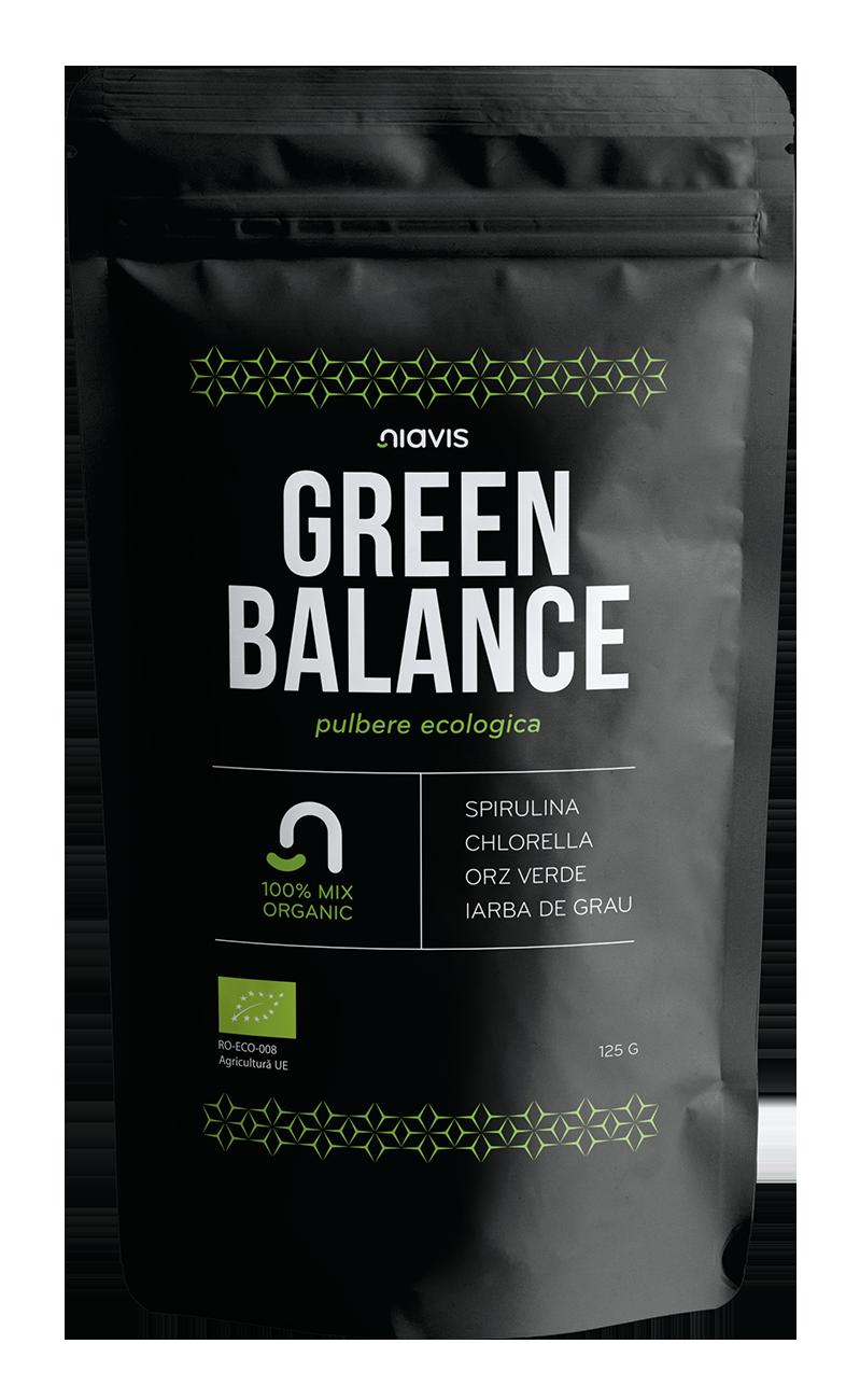 Green Balance - Mix Ecologic 125g